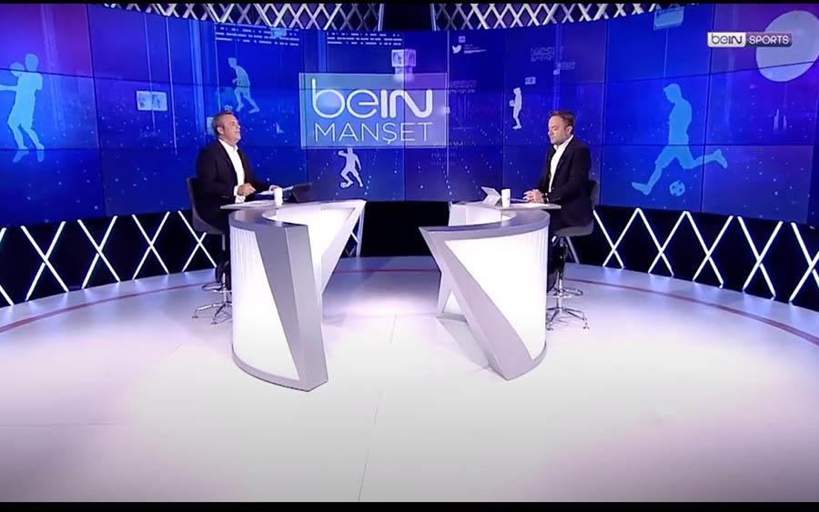 beIN Manşet Hafta İçin Her Gün beIN Sports Haber ve beIN Sports HD 1'de