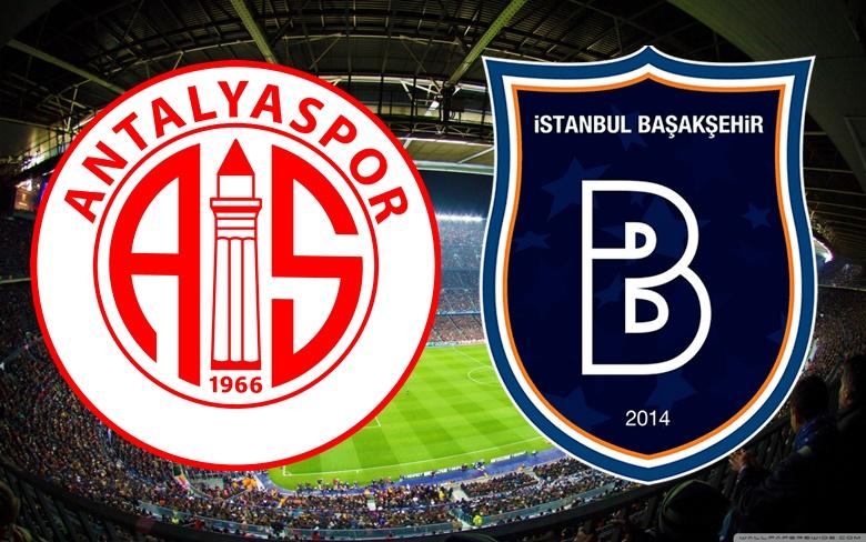 CANLI Antalyaspor-Başakşehir beIN MAÇ LİNKİ