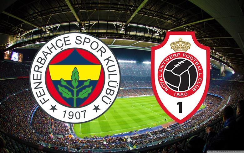 EXXEN CANLI Fenerbahçe Antwerp LİNK