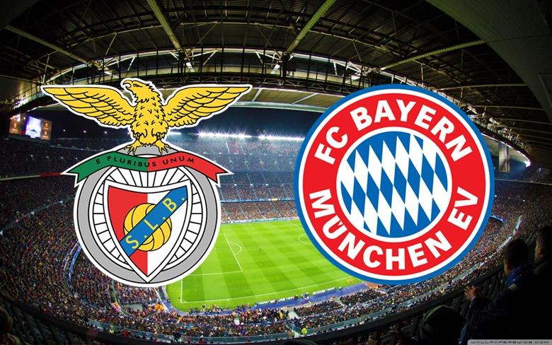 CANLI Benfica-Bayern Münih EXXEN MAÇ LİNKİ