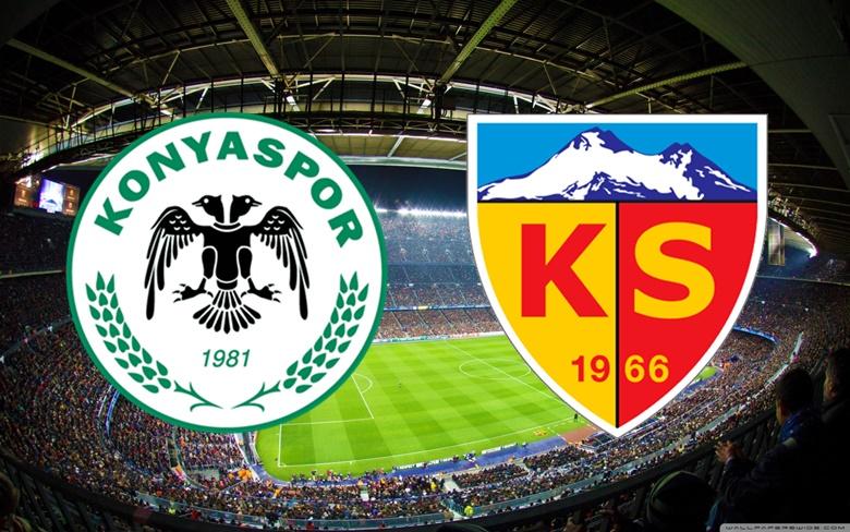 CANLI Konyaspor-Kayserispor beIN SPORTS MAÇ LİNKİ